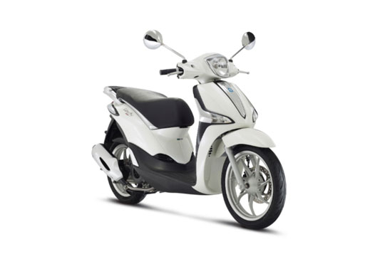Piaggio New Liberty 125cc ABS