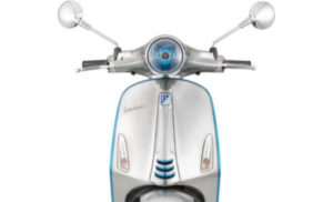Vespa electrica Frontal